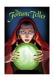 The Fortune Teller Art by  Lantern Press
