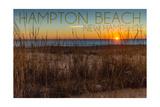 Hampton Beach, New Hampshire Posters by  Lantern Press
