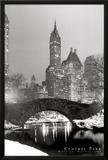 Central Park (1961) Print