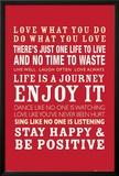 Life Quotes Prints