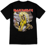 Iron Maiden- Killers Album T-Shirts
