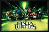 Ninja Turtles - Green Posters