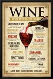Wine Around the World Print