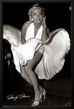 Marilyn Monroe: La tentación vive arriba Afiche