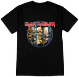 Iron Maiden- Eddie Evolution T-Shirt