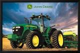John Deere - Field Poster