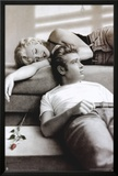 Marilyn Monroe and James Dean Poster