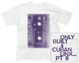 Raekwon- Only Built 4 Cuban Linx (Front/Back) T-Shirt