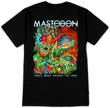 Mastodon- Once More' Rond the Sun Shirts