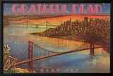 Grateful Dead - Dead Set Póster