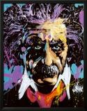 Albert Einstein - David Garibaldi Posters