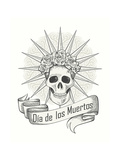 Day of the Dead Prints by  Jallom