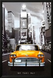 New York Taxi No. 1 Print