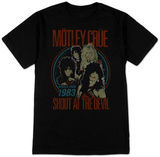 Motley Crue- Vintage Shout At the Devil T-Shirt