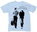 Simon and Garfunkel- Walking T-Shirts
