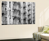 NY Scenes III Wall Mural by Jeff Pica