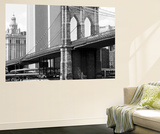 NY Scenes II Wall Mural by Jeff Pica