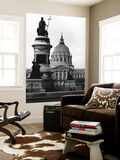 City Details I Wall Mural by Jeff Pica