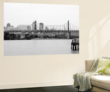 NY Scenes VI Wall Mural by Jeff Pica