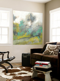 Pastel Walk I Wall Mural by Jennifer Goldberger