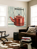 Cafe au Lait I Wall Mural by Grace Popp