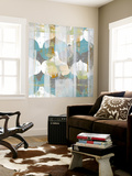 Arabesque Abstract I Wall Mural by Jennifer Goldberger