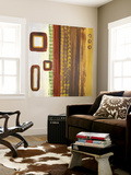 Abstract Expression II Wall Mural by Irena Orlov