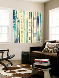 Nightfall Cascade II Wall Mural by Grace Popp