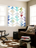 Pattern Blur IV Wall Mural by Megan Meagher