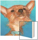 Dlynn's Dogs - Gratitude Wood Print by Dlynn Roll