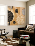 Calm Circles I Wall Mural by Irena Orlov