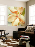 Vintage Magnolia I Wall Mural by Honey Malek