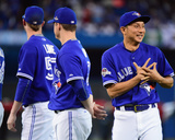 League Championship - Kansas City Royals v Toronto Blue Jays - Game Three Photo by Harry How