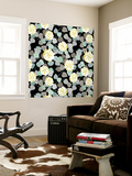 Floral Glamour I Wall Mural by Katia Hoffman