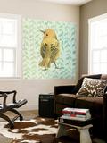 Little Bird IV Wall Mural by Grace Popp