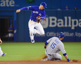 League Championship - Kansas City Royals v Toronto Blue Jays - Game Four Photo af Harry How