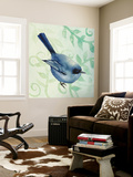 Little Bird I Wall Mural by Grace Popp