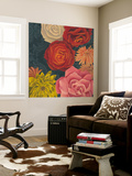 Flor de Luz I Wall Mural by Grace Popp