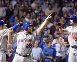 NL Championship Series: New York Mets V. Chicago Cubs - Game Five Photo by Ron Vesely