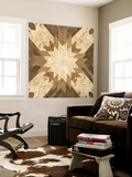 Lancaster Tile I Wall Mural by Renee W. Stramel