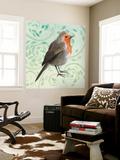 Little Bird II Wall Mural by Grace Popp