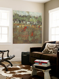 Marsh Plane I Wall Mural by Jennifer Goldberger