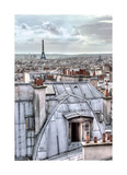 Paris Rooftops Prints by Assaf Frank