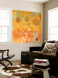Ginger Fall I Wall Mural by  Evelia Designs