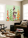 Bright Stems I Wall Mural by Rick Novak