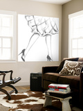 Perfect Companion II Wall Mural by Ethan Harper