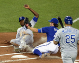League Championship - Kansas City Royals v Toronto Blue Jays - Game Four Photo by Vaughn Ridley