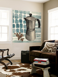 Cafe au Lait IV Wall Mural by Grace Popp