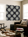 Glamour Medallions I Wall Mural by Katia Hoffman