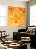Ginger Fall II Wall Mural by  Evelia Designs